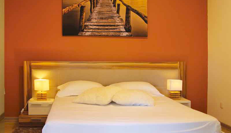 chambre hotel Valensole