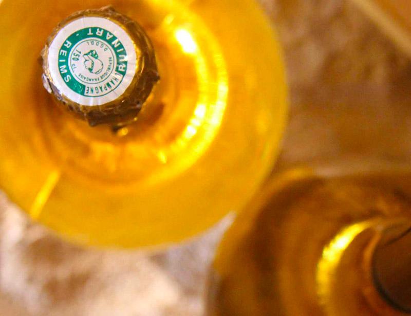 service vin au verre