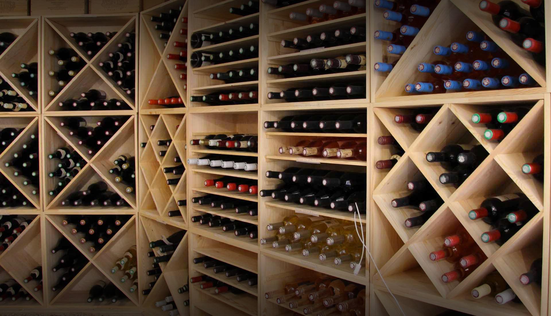 Cave à vin Valensole