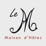logo Le M Maison d'Hotes